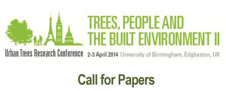 Trees, People and the built Enviroment II